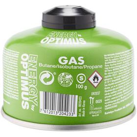 Optimus Kaasupatruuna polttoaine 100g , vihreä